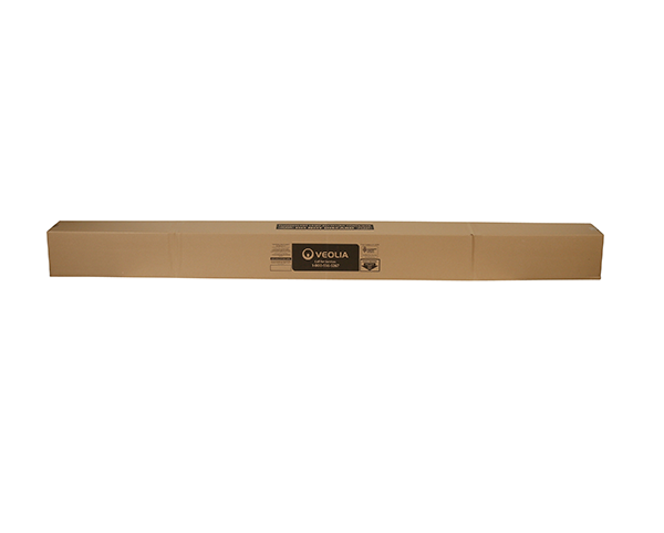 CASE OF (10) SUPPLY-281- SUPPLYPAK 8FT LAMP RECYCLING BOX